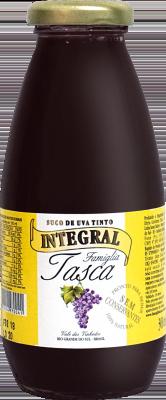Suco de Uva Tinto Integral - Famiglia Ta