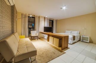 Suíte Premium - Meridiano Hotel em Maceió