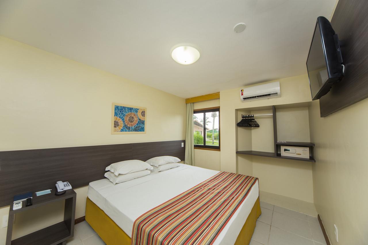 Bangalô - quarto de casal