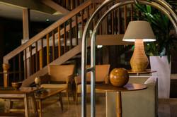 Lobby do resort