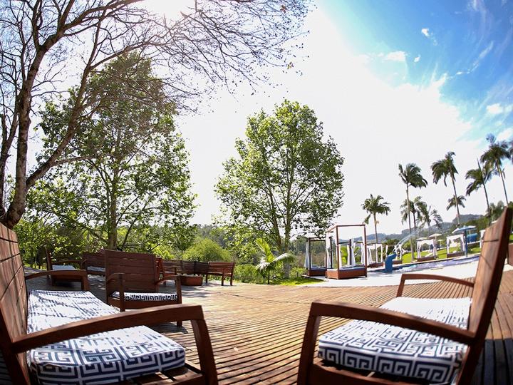 Pratas Thermas Resort - Estrutura