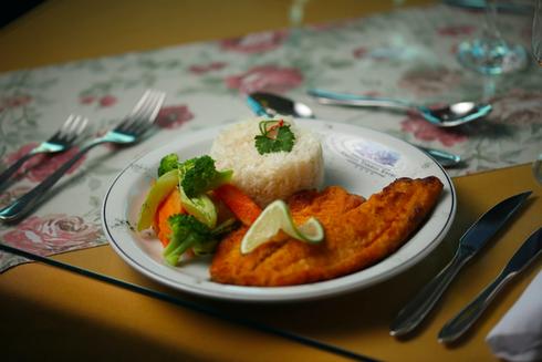 Gastronomia - Pratas Thermas Resort