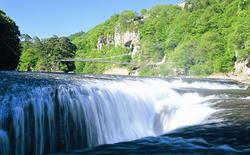 ふきわれの滝