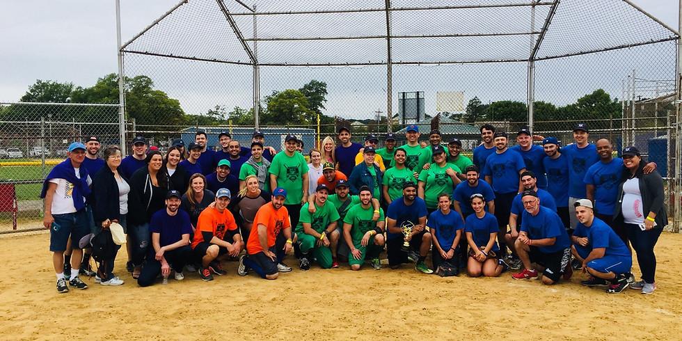 Big A Softball Tournament for Suicide Prevention