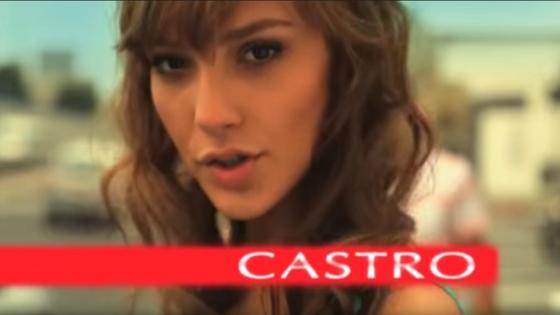 קסטרו פרסומת