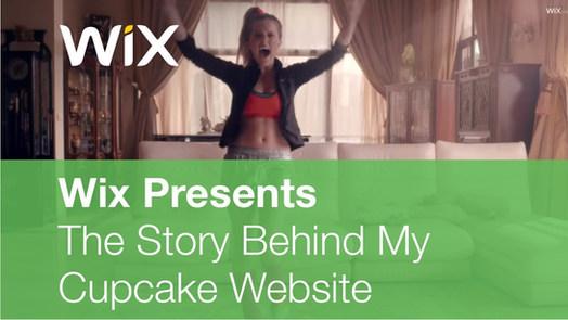 wix -פרסומת