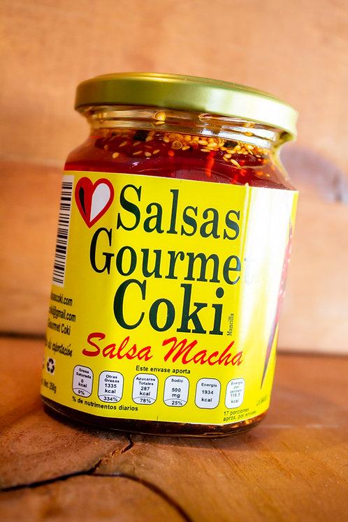Salsa Macha | Salsas Gourmet Coki