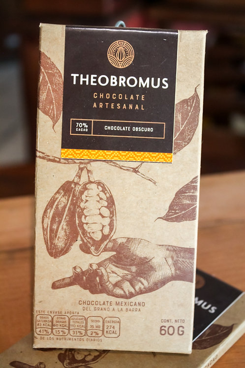 Chocolate Obscuro | Theobromus