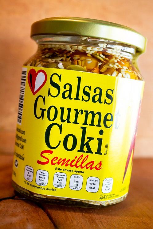 Semillas | Salsas Gourmet Coki