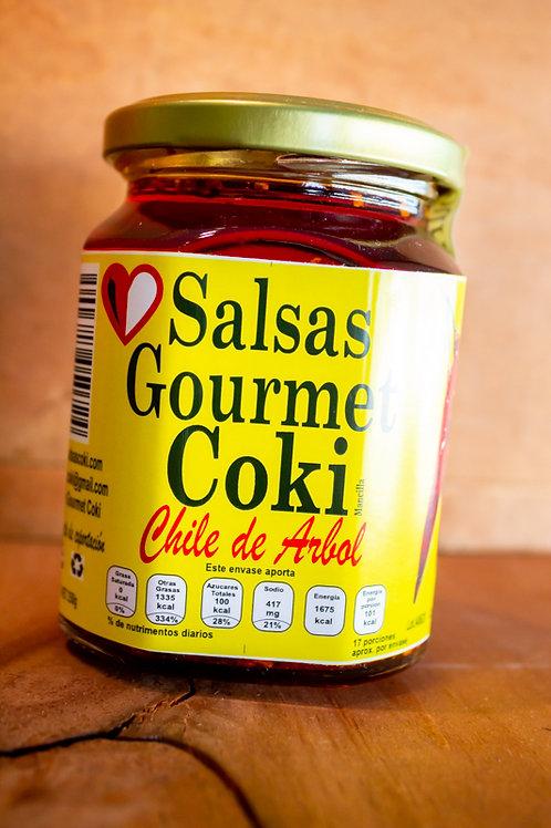 Chile de Arbol | Salsas Gourmet Coki