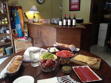 Deliciosa mesa