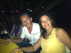 Con Daniel Lomberg