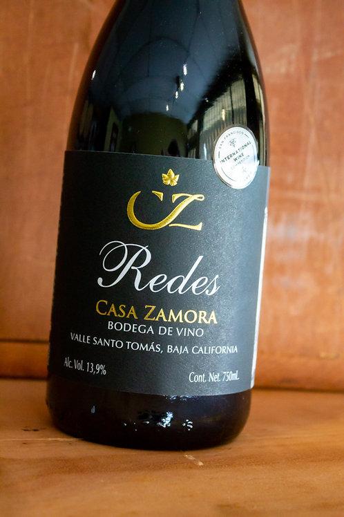 Redes | 2017 | Casa Zamora