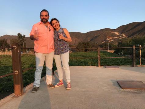Yolanda y Andrés