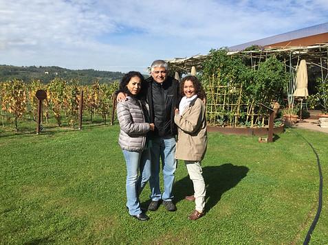 En Piamonte, Italia