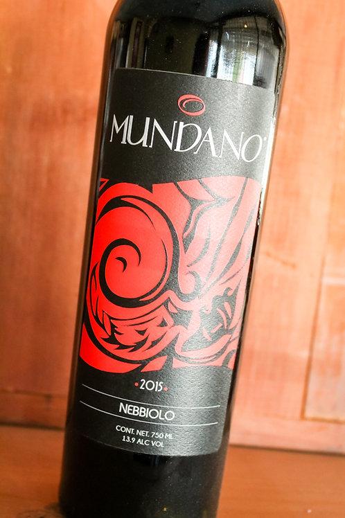 Nebbiolo | 2015 | Mundano