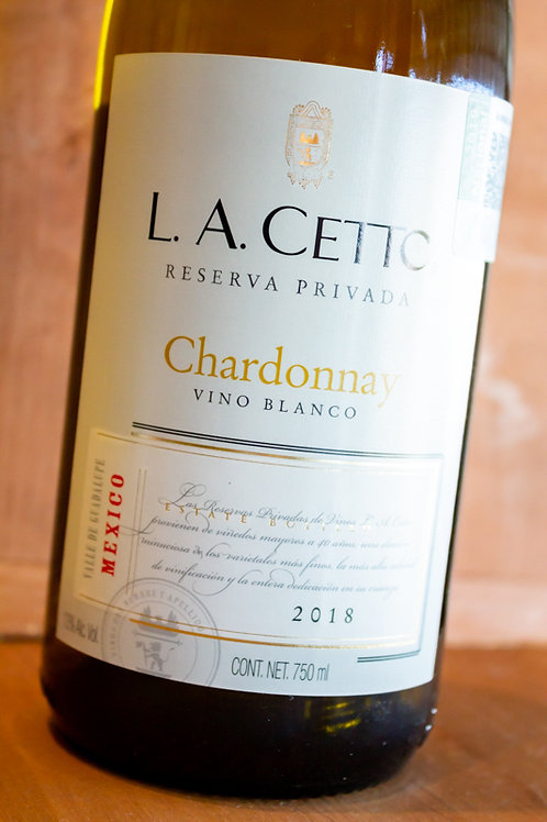 Chardonnay - Reserva Privada | 2018 | L.A. Cetto
