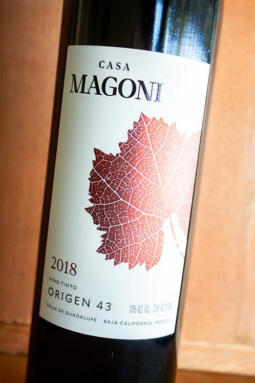 Origen 43 | 2018 | Magoni