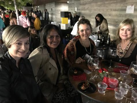 En la Gala de Vinos de la Culinary