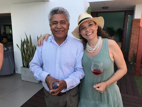 Con José Fernández