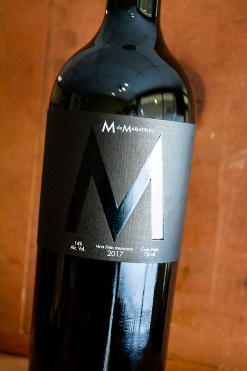 M de Mariatinto | 2017 | Mariatinto
