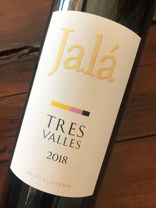 Jalá | 2018 | Vitivinícola Tres Valles