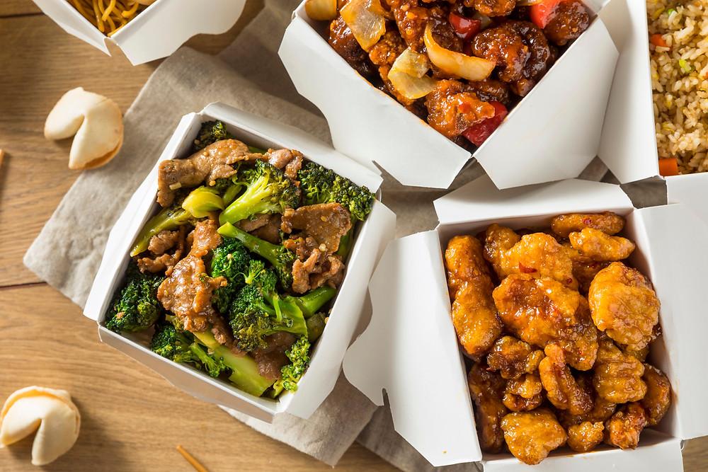 La deliciosa y variada comida china