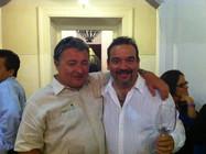 Joaquín Prieto y Andrés Treviño