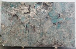 Amazonite 2Cm (114 x 70) (13Slb) granite