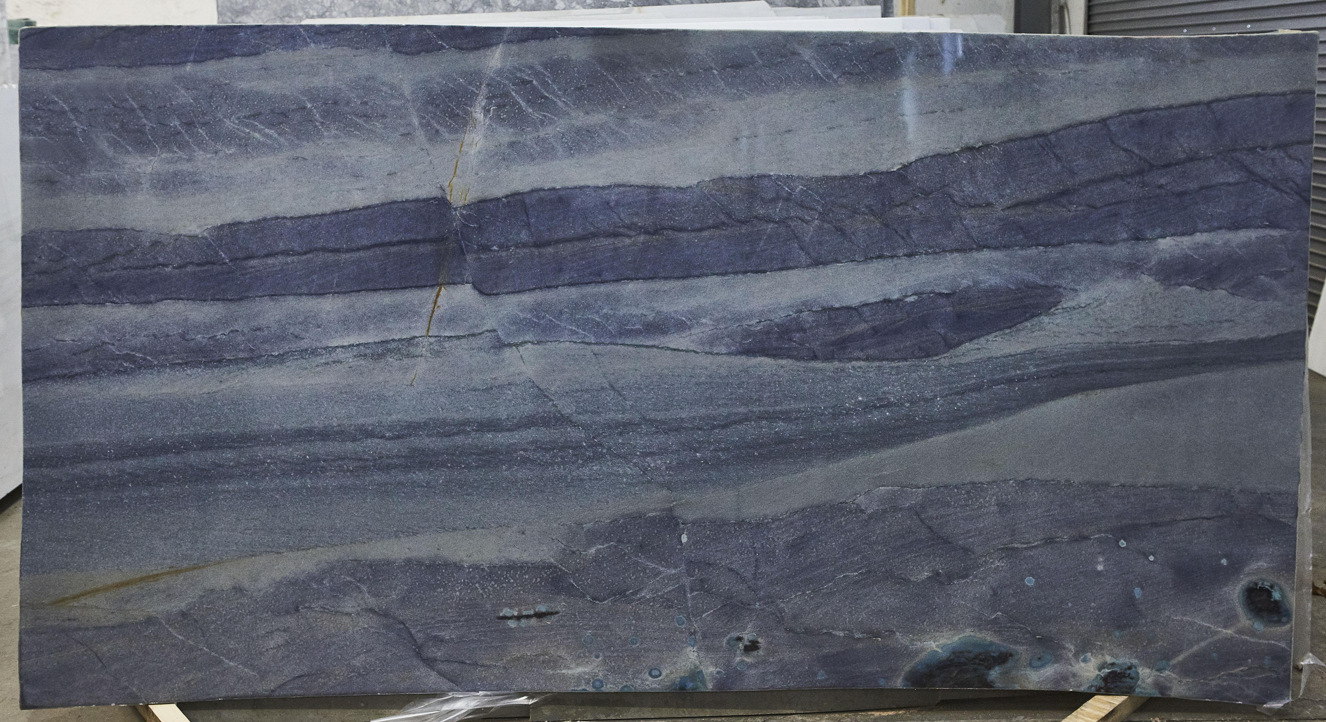 Azul Macauba 2Cm (118 x 62) (8 Slb)
