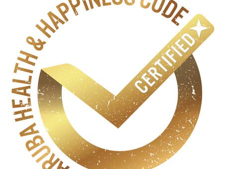 Aruba Health & Happiness Code
