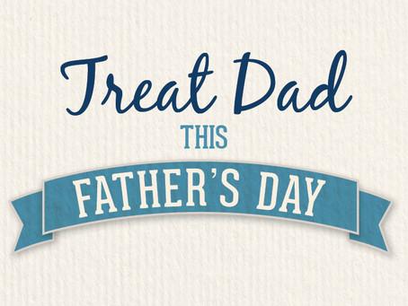 Fathers Day Small Bites Menu