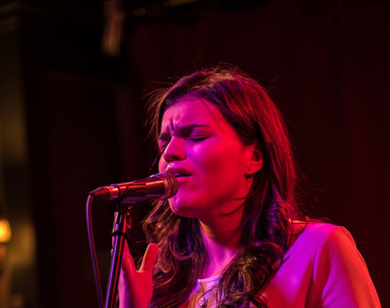 Roxanne Kelly Live at The Monarch