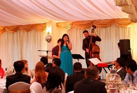 Roxanne Kelly Live with Jazz Trio