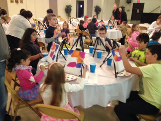 Children's Event at St. Archangel Michael Church