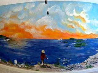 Summer Murals