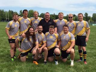 10 Saracens Men Represent Manitoba Last Weekend in Saskatchewan