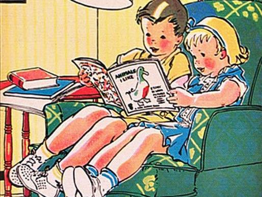 על עיתונים וילדים