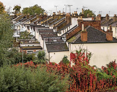 Great Western Terrace, Cheltenham, Gloucestershire