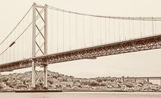 Forth Road Bridge, Scotland