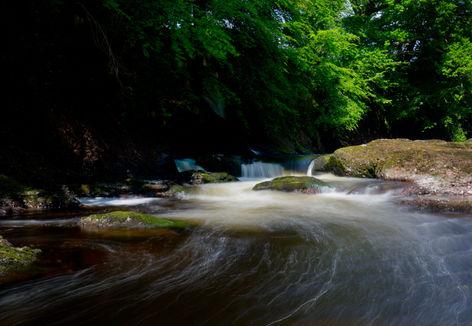 River North Esk, Edzell, Scotland