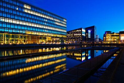Copenhagen - Sydhavnen Harbour