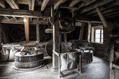 Charlecote Mill, Warwickshire