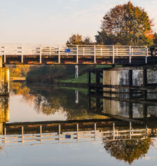 Sims Bridge, Gloucester and Sharpness Canal