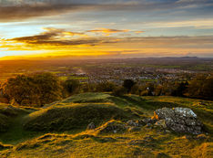 Cleeve Hill, Gloucestershire