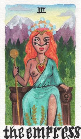 iii. The Empress