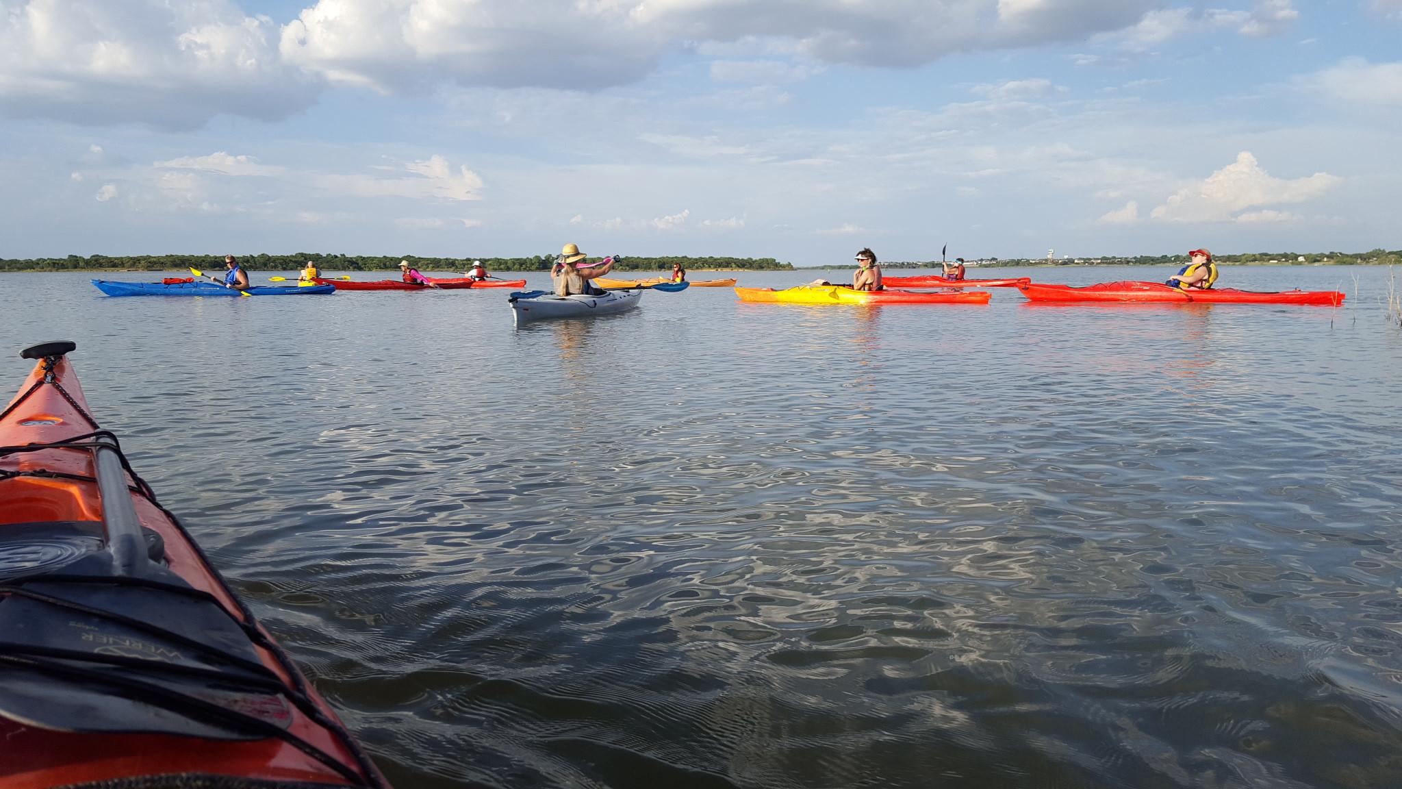 Kayak Basics