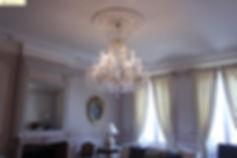 grand lustre chateau
