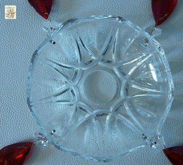 coupelle en cristal