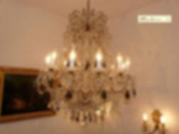 baroque pampilles noires